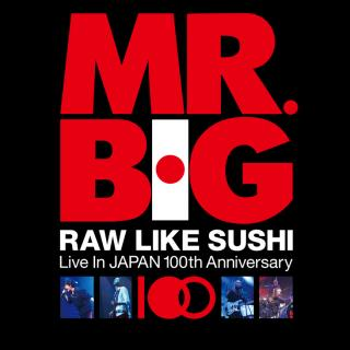 MR.BIG / RAW LIKE SUSHI 100