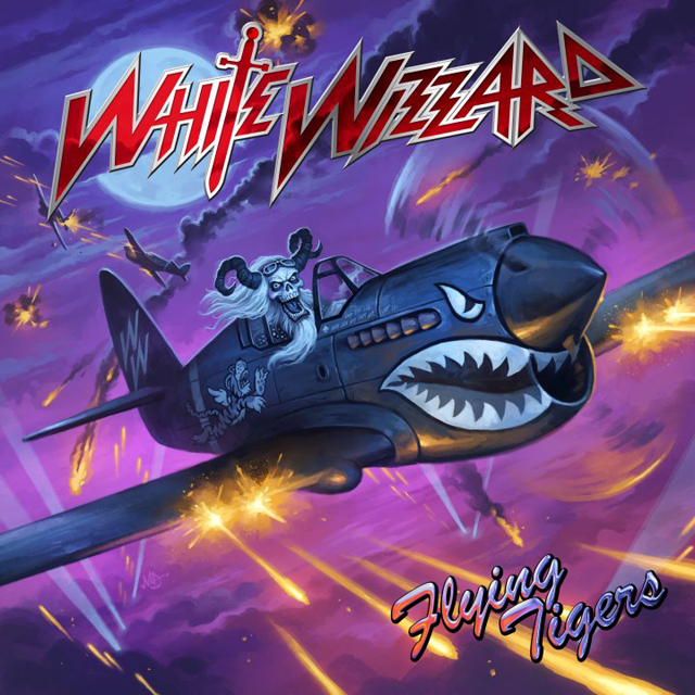 White Wizzad / Flying Tigers