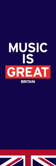 Music is Great Britain
