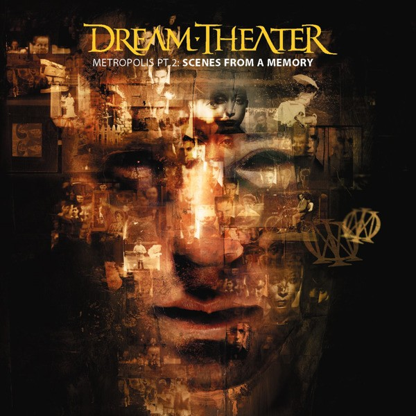 Dream Theater / Metropolis Pt. 2: Scenes from a Memory