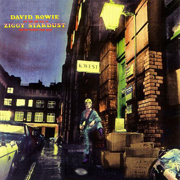 David Bowie / The Rise and Fall of Ziggy Stardust and the Spiders from Mars