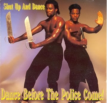 Shut Up and Dance / Dance Before the Police Come!