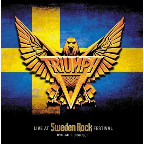 Triumph / Live At Sweden Rock Festival