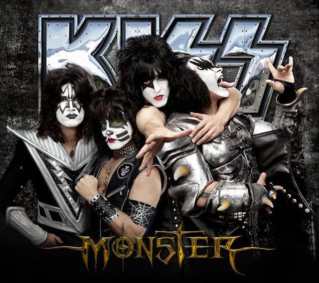 Kiss / Monster
