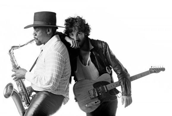 Bruce Springsteen & Clarence Clemons