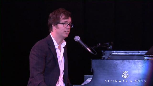 ベン・フォールズがビリー・プレストンのトリビュート・パフォーマンス映像を公開