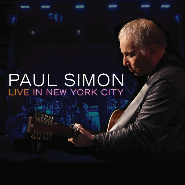 Paul Simon / Live in New York City