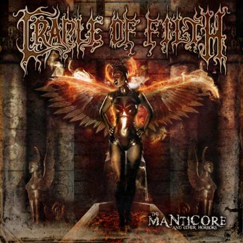 Cradle of Filth / The Manticore & Other Horrors