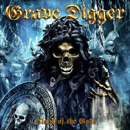 GRAVE DIGGER / Clash Of The Gods