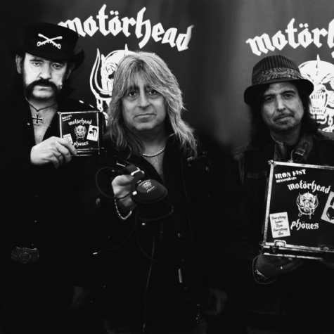 Motorhead × Motorheadphones