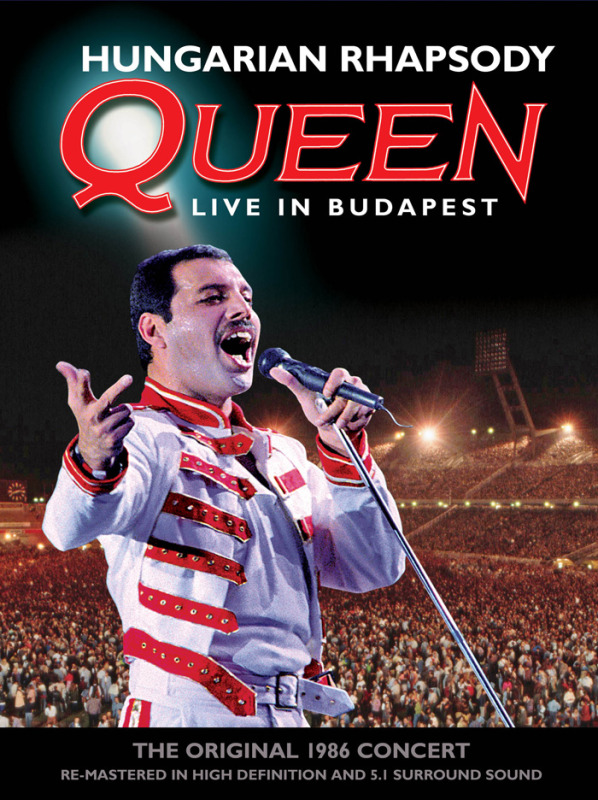 Queen / Hungarian Rhapsody: Queen Live in Budapest