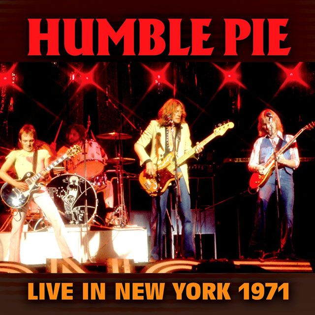Humble Pie / Live in New York 1971