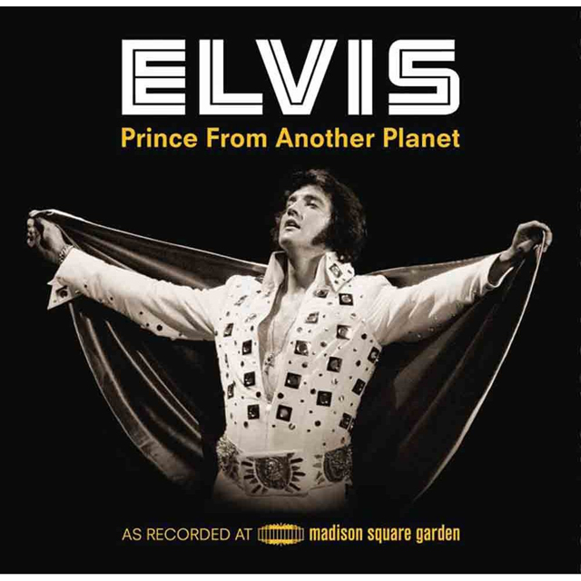 Elvis Presley / Elvis: Prince from Another Planet [Deluxe]