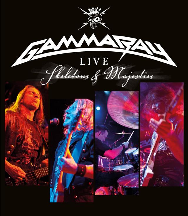 GAMMA RAY / Skeletons & Majesties Live