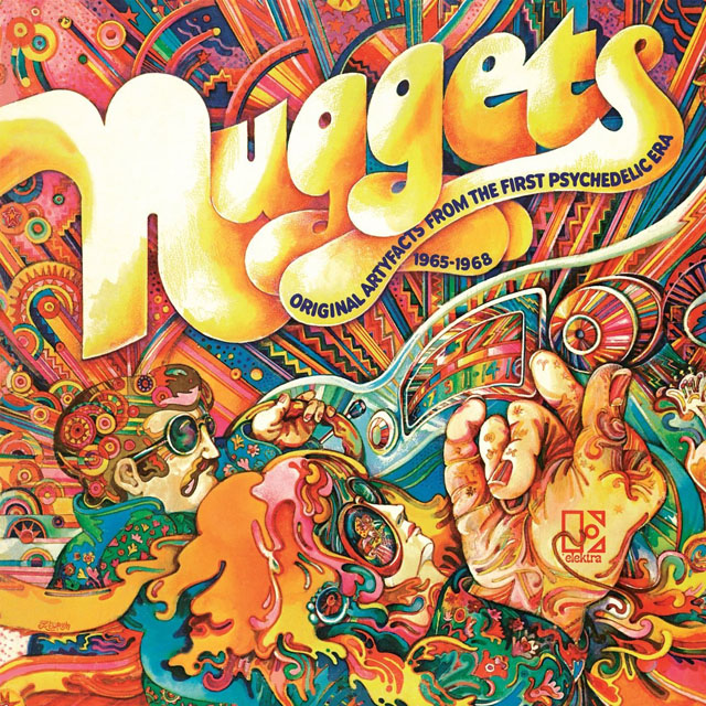 VA / Nuggets: Original Artyfacts from the First Psychedelic Era, 1965-1968