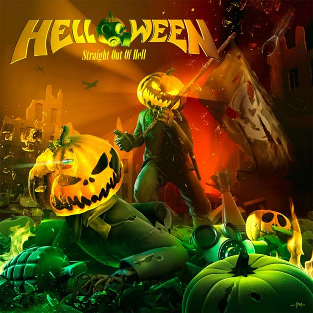 Helloween / Straight Out Of Hell