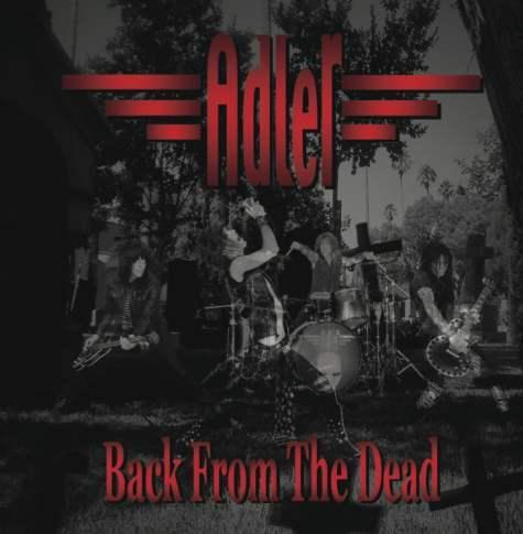 ADLER / Back From The Dead