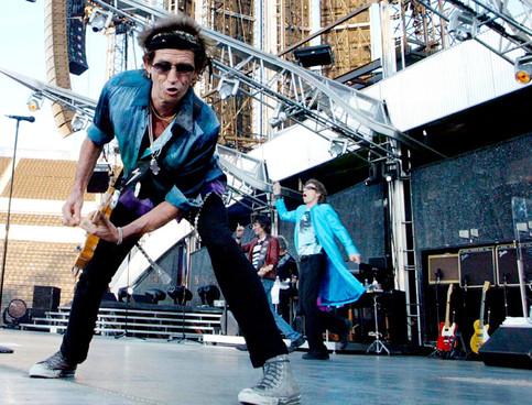 ローリング・ストーンズのキース・リチャーズが「お気に入りのブルース曲 TOP10」を発表