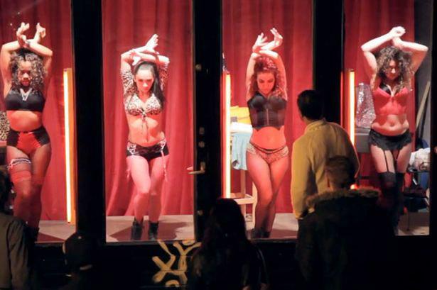 barrio rojo amsterdam prostitutas putas en cuba