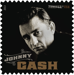 Johnny Cash Stamp
