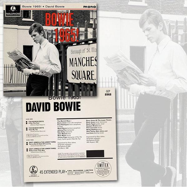 David Bowie 1965! EP