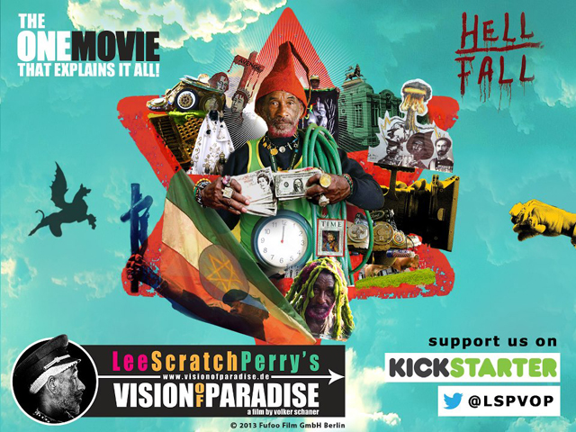 Lee Scratch Perry's Vision Of Paradis