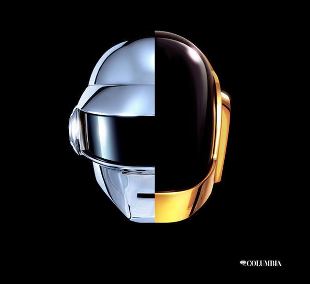 Daft Punk - Columbia Records