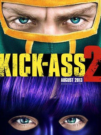 映画『キック・アス2』の新たな予告編映像が公開 - amass