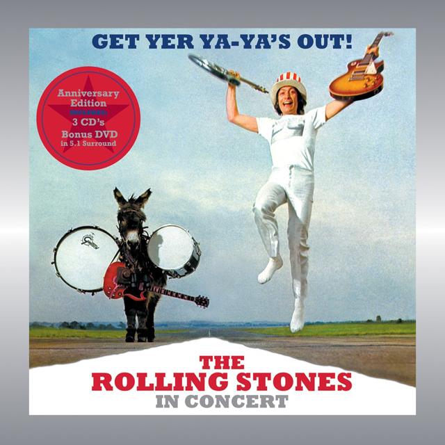 ローリング・ストーンズ『get Yer Ya Ya S Out 』 40周年記念エディションがプライスダウン再発