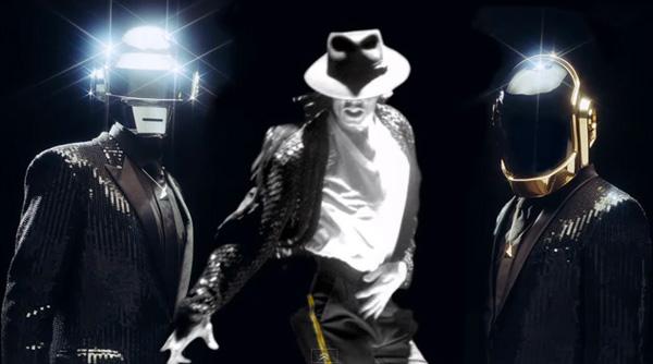 ダフト・パンクの新曲「Get Lucky」とマイケル・ジャクソン楽曲のマッシュアップ・トラックがYouTubeで話題に