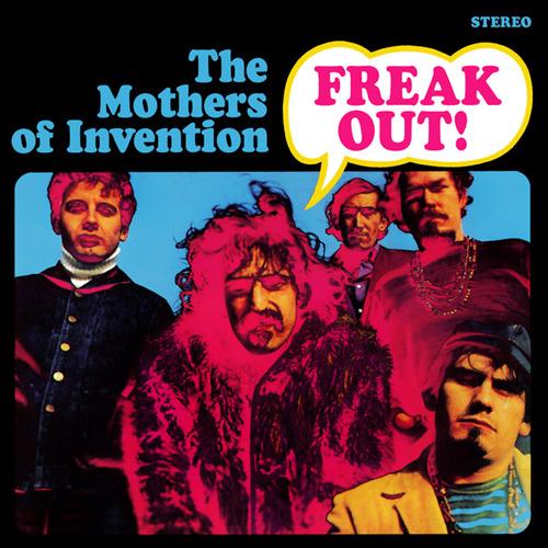 フランク・ザッパ 『freak Out 』と『over Nite Sensation』が180グラム重量盤lpで再発