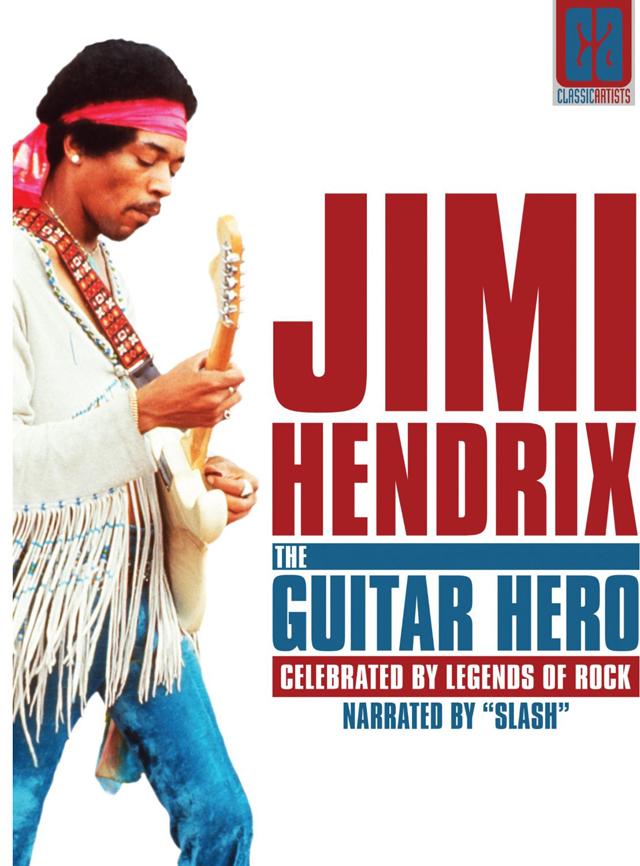 ジミ・ヘンドリックスのドキュメンタリー『Jimi Hendrix: The Guitar Hero』、国内リリース決定