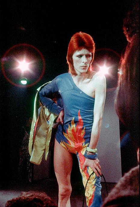 デヴィッド・ボウイ 73年ロンドン・マーキー・クラブ公演をオンエアしたTV番組『1980 FLOOR SHOW』の映像がYouTubeに