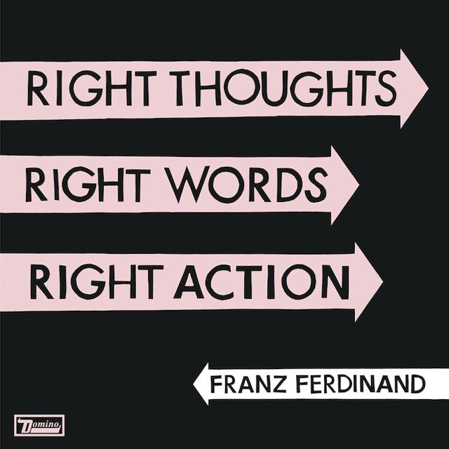 フランツ・フェルディナンドの新曲「Love Illumination」と「Right Action」が試聴可