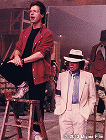 NHK-BS1『影の男 〜マイケル・ジ...