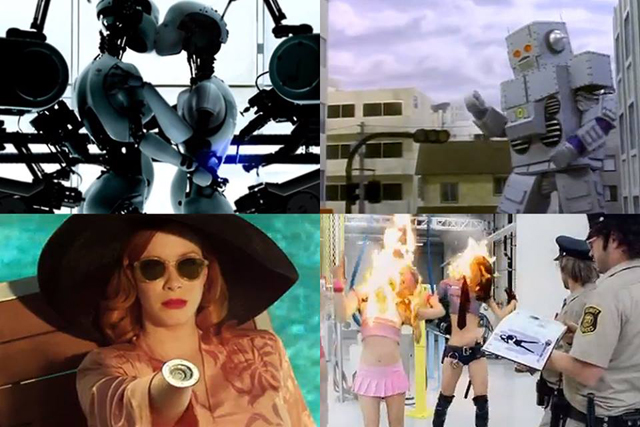 「ロボットが登場するミュージック・ビデオ TOP20」をオーストラリアのサイトMoshcamが発表