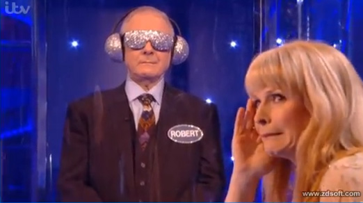 Robert Fripp & Toyah Wilcox ~ All Star Mr & Mrs