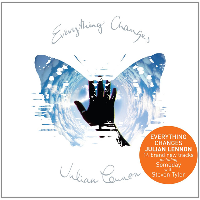 Julian Lennon / Everything Changes