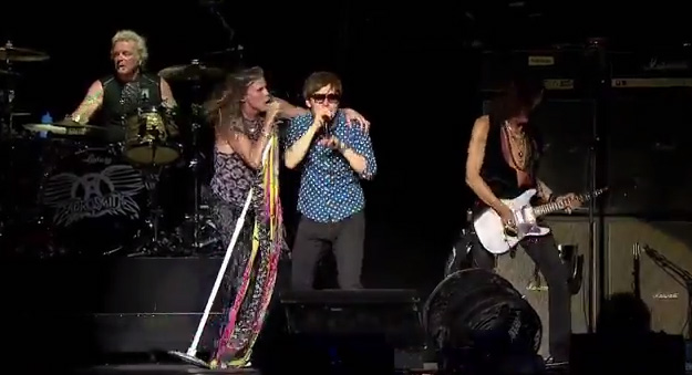 Aerosmith ft Hikakin and Marquese Scott