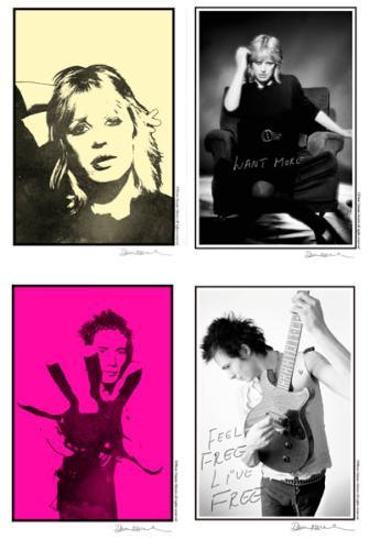 セックス・ピストルズ、ストーン・ローゼズ、オアシス、レディオヘッド、パティ・スミス他、写真家デニス・モリスの写真展が7月より開催