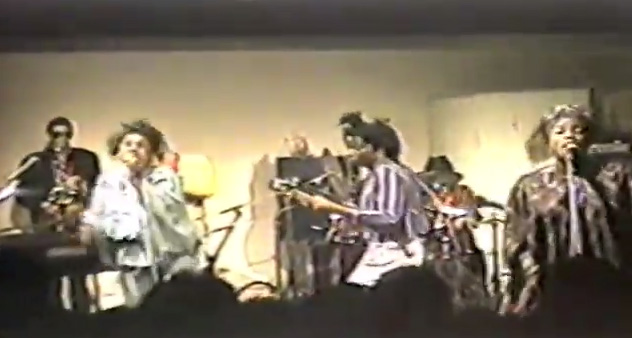 Rip, Rig + Panic Fan Footage from Tokyo 1983 feat. Don Cherry