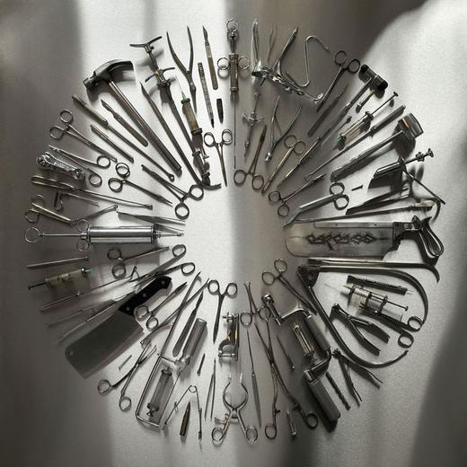 カーカス 17年ぶりの新作『Surgical Steel』が日本でも発売に
