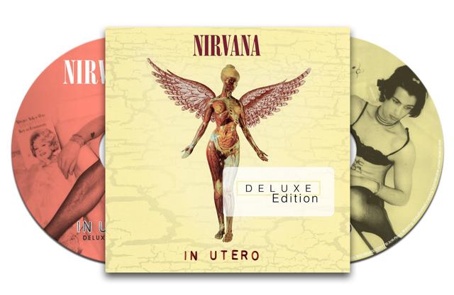 Nirvana / In Utero [20th anniversary]