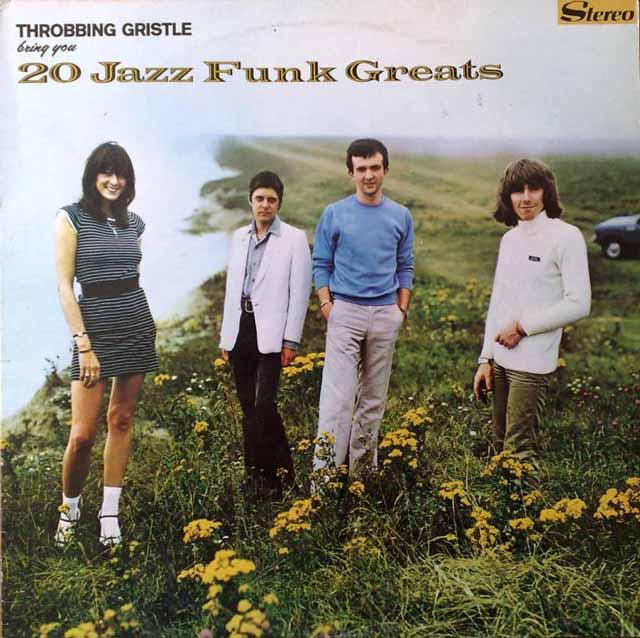 「スロッビング・グリッスルの必聴レコード 10選」を英The Vinyl Factoryが発表