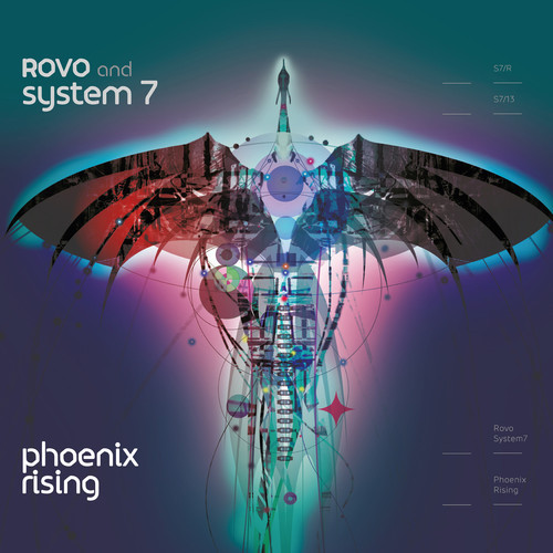 ROVO and System 7 / Phoenix Rising LP