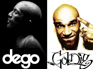 Goldie x DEGO (4hero)
