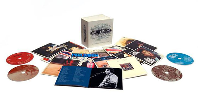 Paul Simon / The Complete Albums Collection