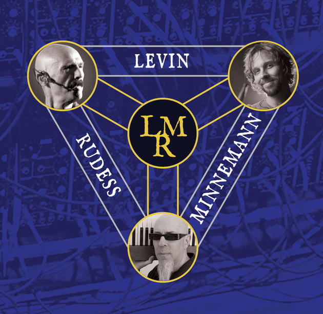Levin Minnemann Rudess / Levin Minnemann Rudess
