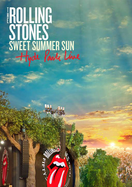 The Rolling Stones / Sweet Summer Sun - Hyde Park Live