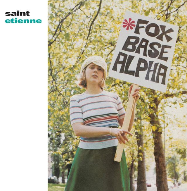 Saint Etienne / Foxbase Alpha